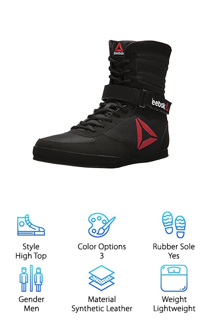 Reebok Boxing Shoe