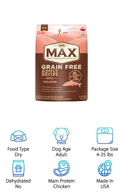 Nutro Max Grain Free