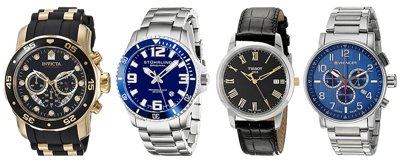 Best Swiss Watches for Men