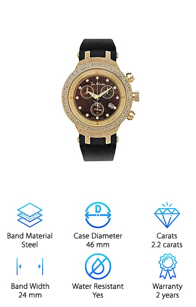 Joe Rodeo MASTER Diamond Watch