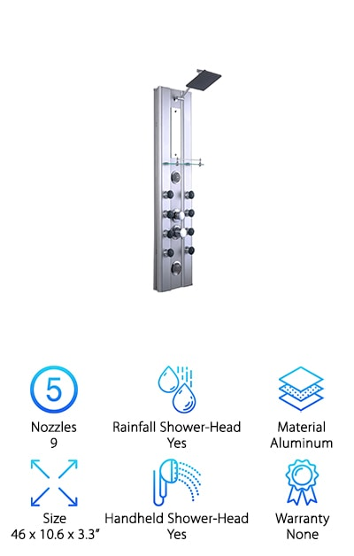 Giantex Shower Panel