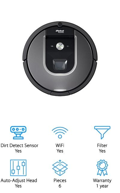 iRobot Roomba 960 Vacuum