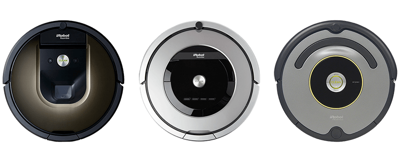 iRobot Roomba Models Comparison