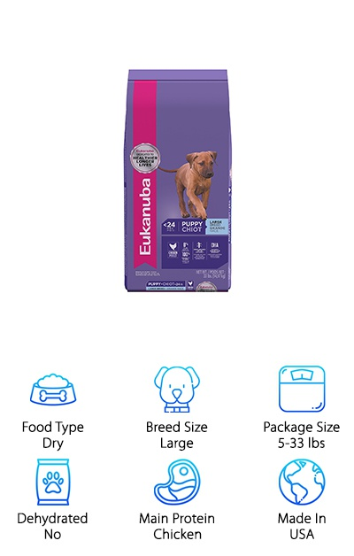 Eukanuba Large Breed Puppy Food