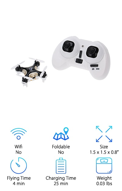 GoolRC CX-10C Mini Quadcopter