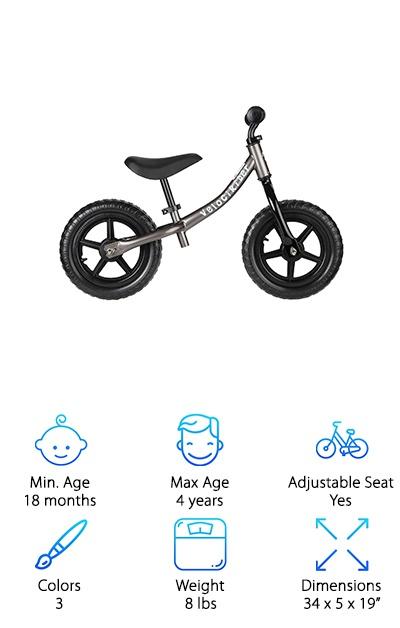 Teddy Shake Toddler Balance Bike