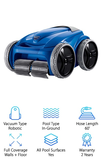 Polaris F9450 Robotic Cleaner