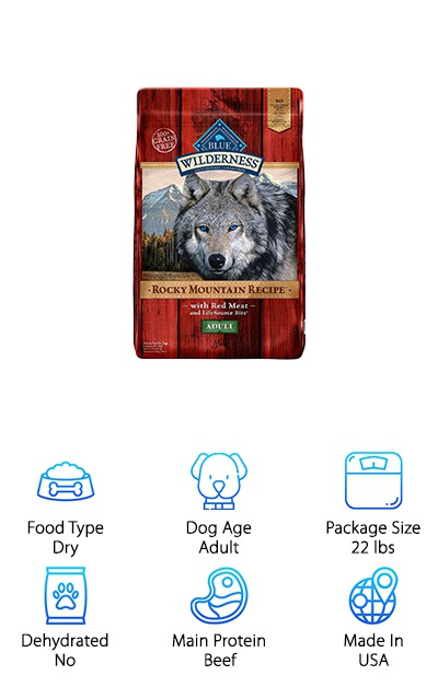 Blue Buffalo Wilderness Adult Food