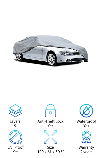 Best Outdoor Car Covers