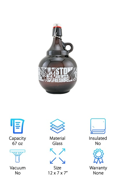 Stone Brewing Co.Growler