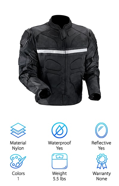 Viking Cycle Stealth Jacket