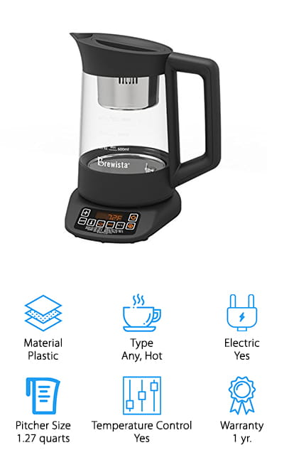 Brewista Automatic Tea Kettle