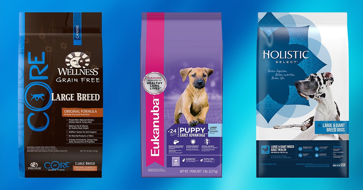 10 Best Dog Food for Great Danes 2020 [Buying Guide ...
