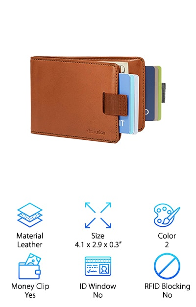 Distil Union Slim Wallet