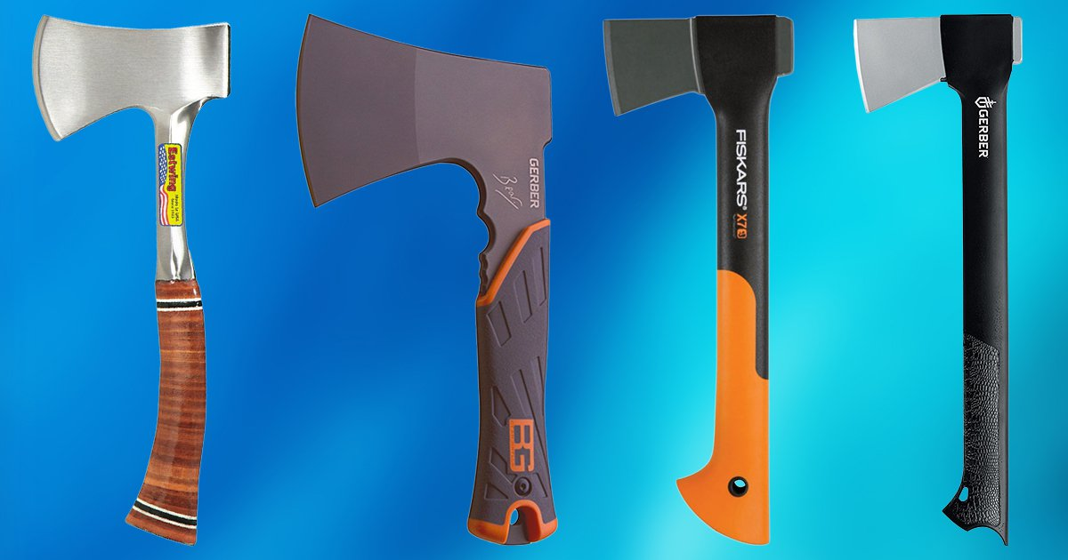 10 Best Backpacking Axe 2019 [Buying Guide] – Geekwrapped