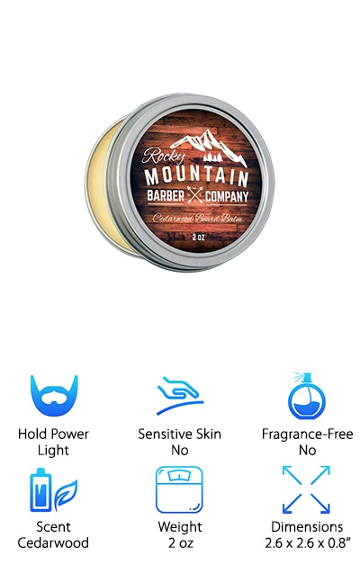 Rocky Mountain Natural Balm