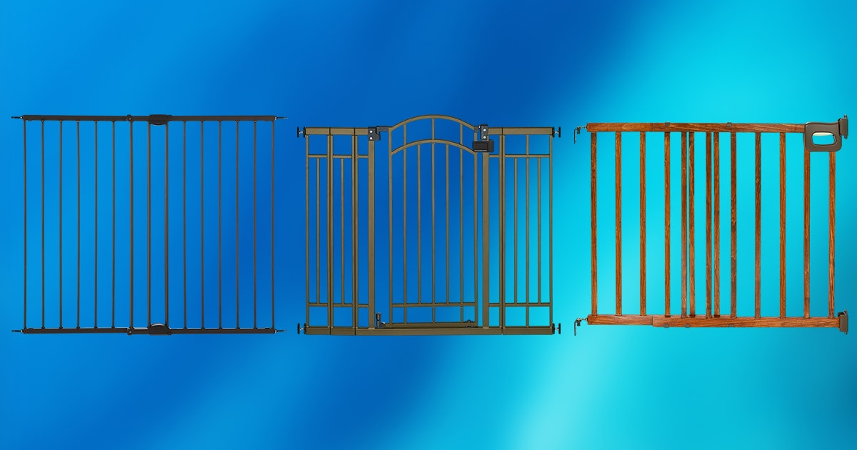10 Best Top Of Stairs Baby Gates 2019 Buying Guide