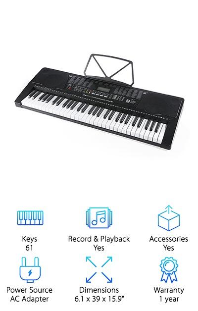 Joy Light Simulation Keyboard