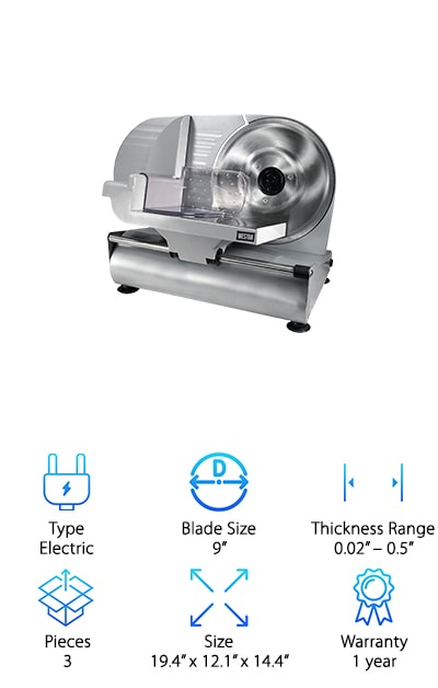 Weston Heavy Duty Slicer
