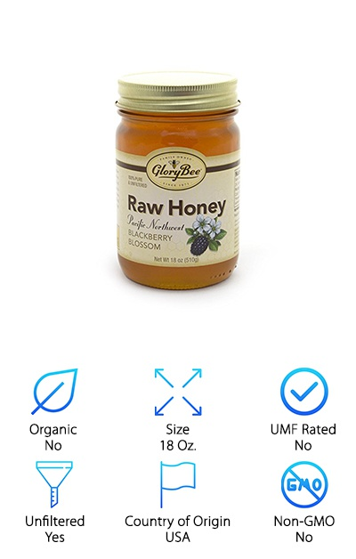 GloryBee Raw Honey