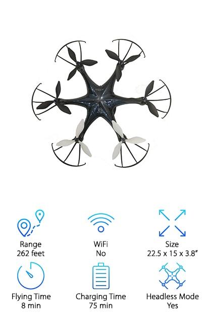 TOWO Gyro Drone