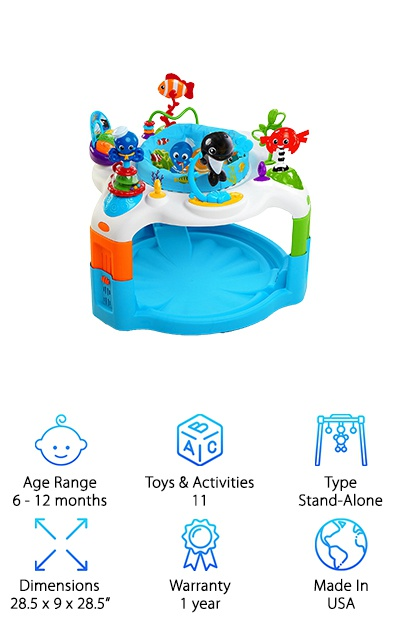 Baby Einstein Activity Saucer