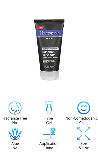 Neutrogena Men's Shave Cream