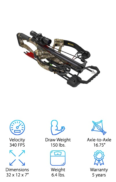 Barnett Vicious Crossbow