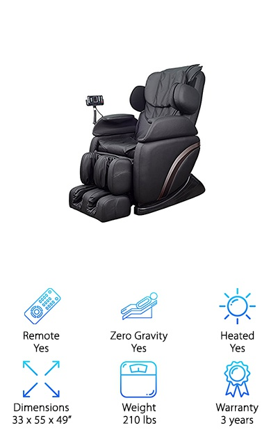 Ideal Massage Zero Gravity