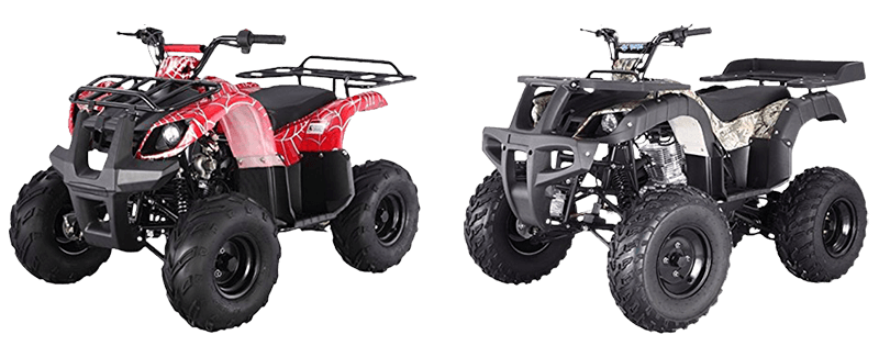 Best Four Wheelers