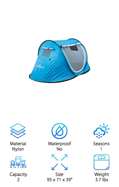 Abco Tech Pop-up Tent