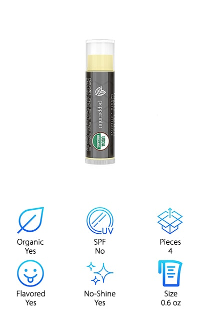 Beauty by Earth Lip Balm