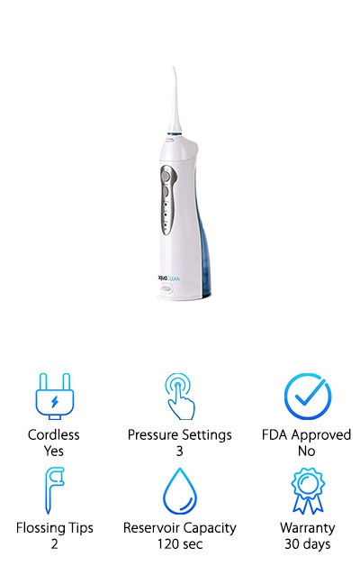 Aqua Clean® Oral Irrigator