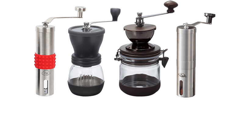 Manual Hand Coffee Grinders