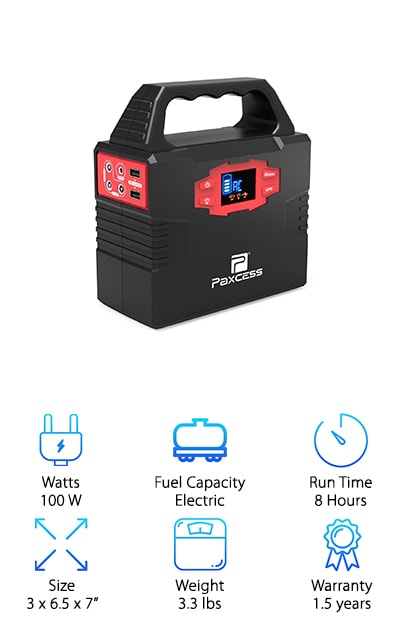 Paxcess Generator Power Inverter