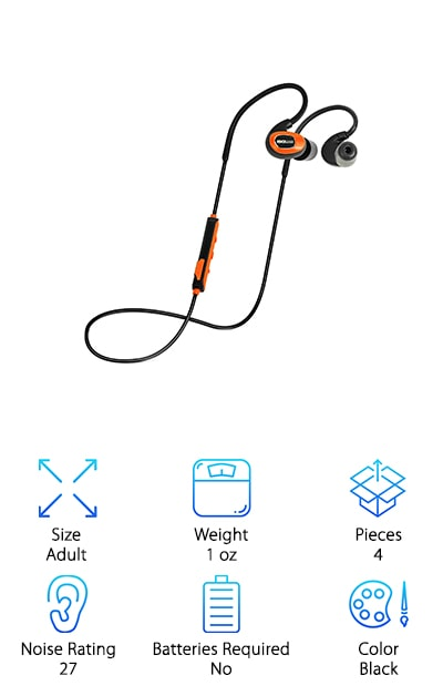ISOtunes PRO Bluetooth Ear Plugs