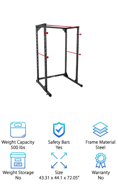 CAP Barbell Power Rack