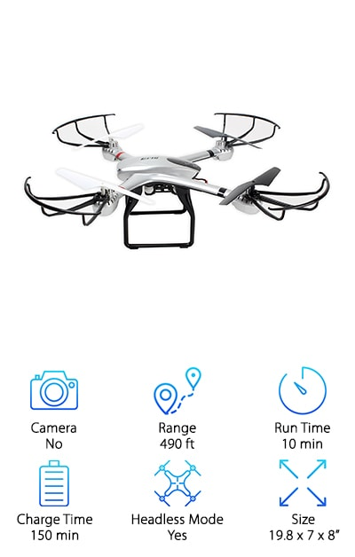Best Cheap Drones for GoPro