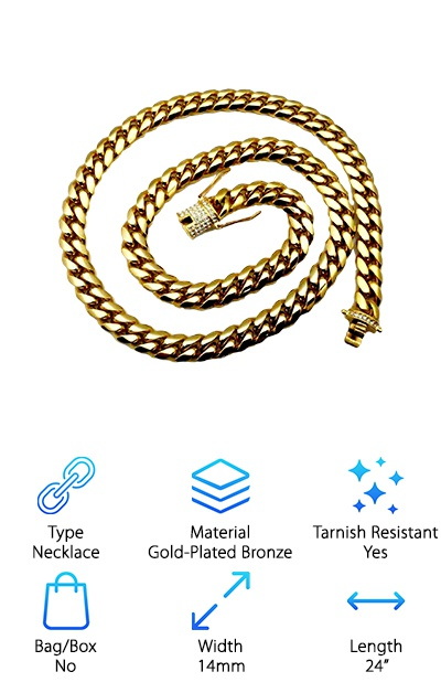 Big Miami Cuban Link