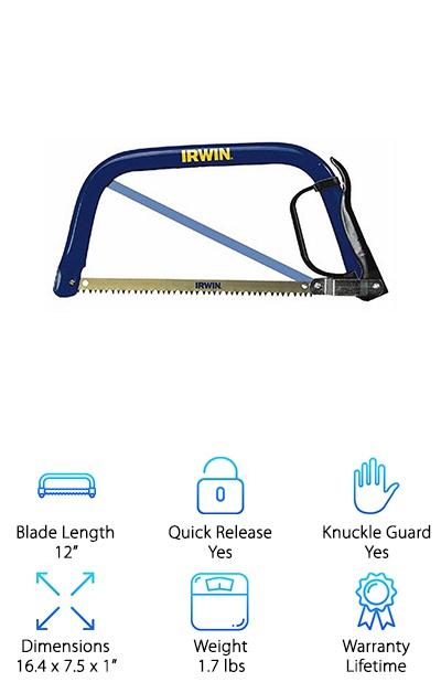 Irwin 218HP300 Combi-Saw