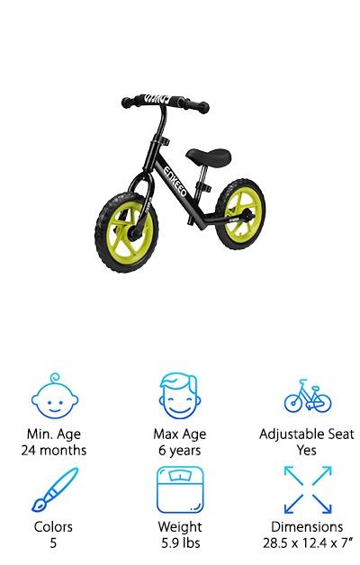 Enkeeo Sport Balance Bike