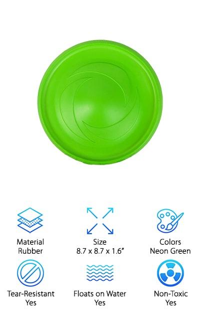Flyber Dog Frisbee