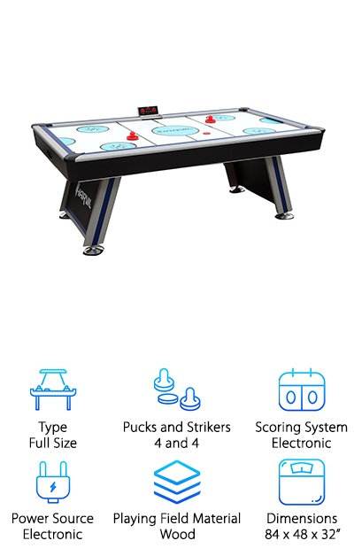 Harvil Full Size Air Hockey