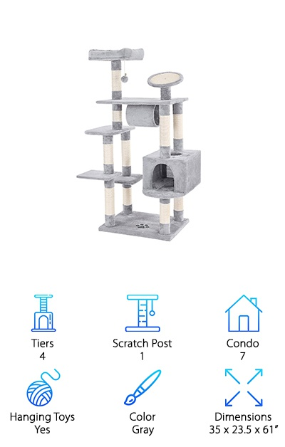 Songmics Large Cat Tree