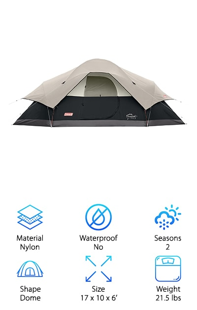 Best 8 Person Tents