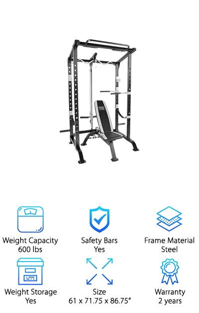 Marcy Pro Deluxe Home Gym