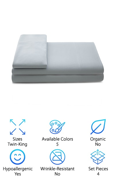 Linenspa Super Soft Sheets