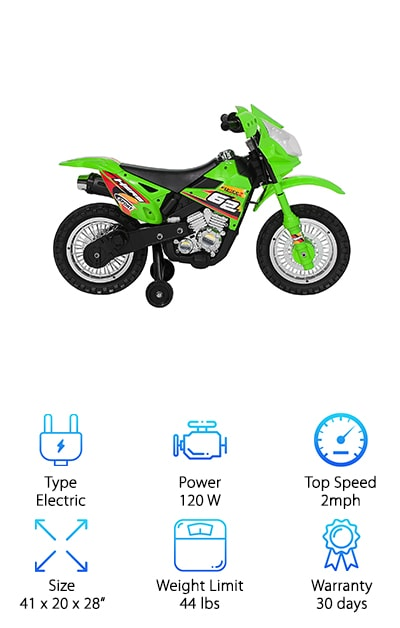 Best Choice Kids' Dirt Bike