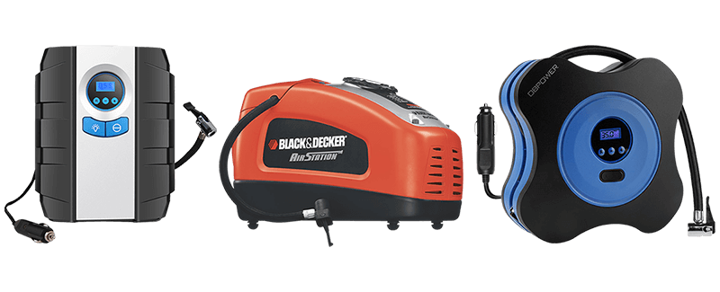 Best Air Compressors for Car Tires