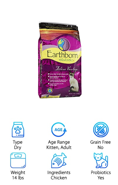 Earthborn Feline Vantage